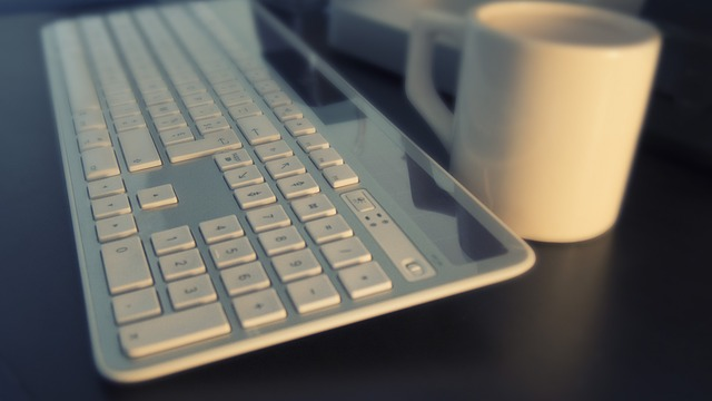 nová klávesnice