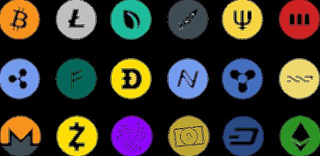 barevné ikony