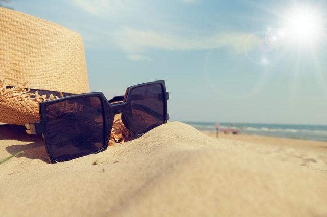 sunglasses beach